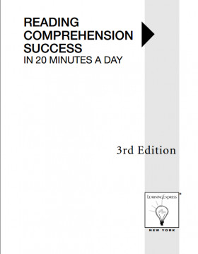 Reading Comprehension Succeess in 20Minutes a Day
