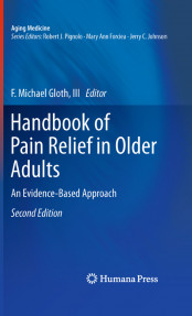 Handbook of Pain Relief in Older Adults:An Evidence-Based Approach