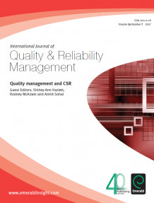 International Journal of Quality and Reliability Management