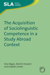 The Acquistion of Sociolinguistics Competence in a Study Aboard Context