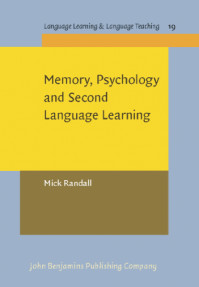 Memory, Psychology and Second Languaage Learning