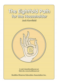 The Eightfold Path for the House Holder