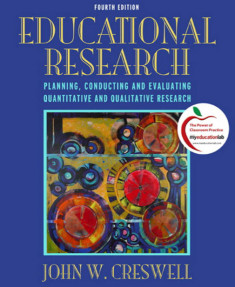 Education Research : Planning,Conducting,and Evaluating Quantitative and Qualitative Research