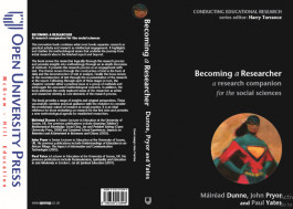 Becoming a researcher A companion to the research process